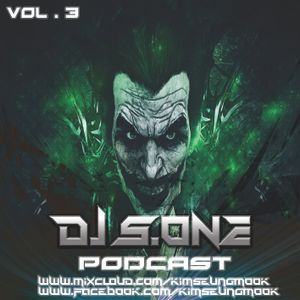 DJ S.One EDM Mix vol.3