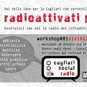 CAGLIARI SOCIAL CAGLIARI / WORKSHOP # 1