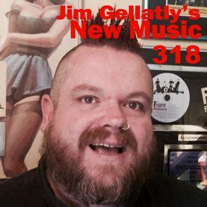 Jim Gellatly's New Music episode 318