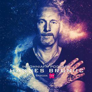 Hannes Bruniic - Insomniafm Podcast 104 on TM Radio - 04-Jan-2018