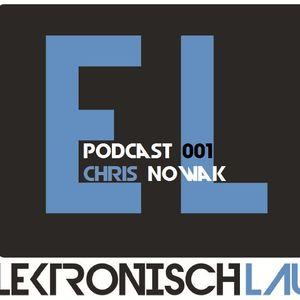 EL-Podcast 001 - CHRIS NOWAK