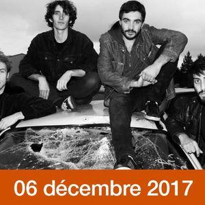 33 TOURS MINUTE - Le meilleur de la musique indé - 06 décembre 2017