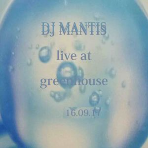 dj mantis 16.09.2017 weeeirdos @ greenhouse berlin