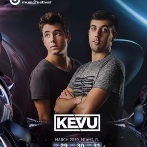 KEVU - Live @ Worldwide Stage Ultra Music Festival Miami