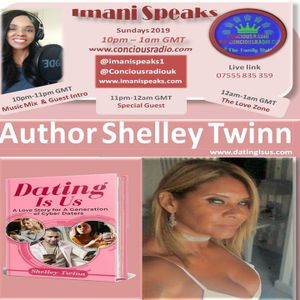 Author Shelley Twinn discuss 'Dating Is Us' Can you really meet your soulmate online?