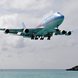 Corsair Airlines mix