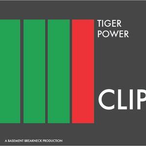 Tiger power - clip