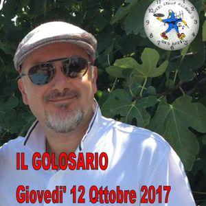 IL GOLOSARIO - 12 Ottobre 2017 con Gianluca Gabanini