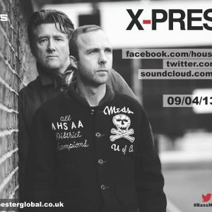 BassJockeys Sessions Show - 09.04.13 with guestmix by X Press 2