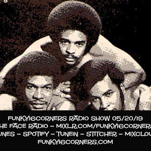 Funky16Corners Radio Show 05/20/19