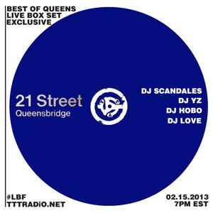 DJ HoBo - The Best of Queens Mix (Feb15 2013)