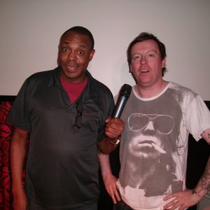 Michael Winslow (Jones in Police Academy) talks to Terry Bossons