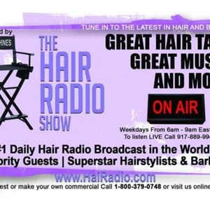 The Hair Radio Morning Show #358  Monday, September 24th, 2018