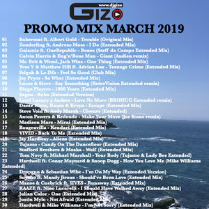 Promo Mix March 2019