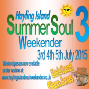 All Things Soulful on Stomp Radio with Mark Collins 26-6-15