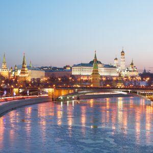 Prolece @ Moskva