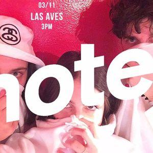 Las Aves  - 03:11:2016