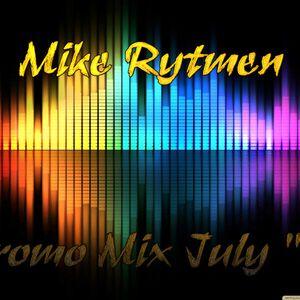 Mike Rytmen - Promo Mix July 2013
