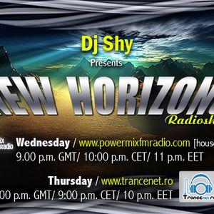 Dj Shy Presents New Horizons 015