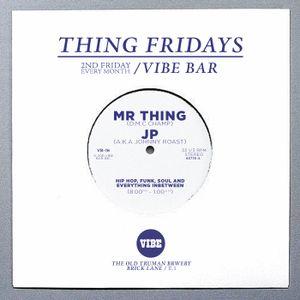 Mr Thing's Birthday Mix Live Pt. 2
