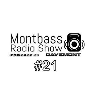 Montbass Radio Show #21 (CZE)