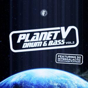 Planet Vs Drum & bass Vol.2 remixed by maco42