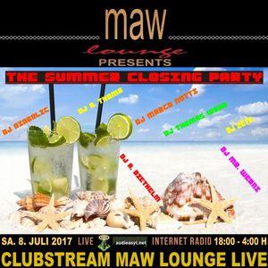 Live Mix @ MAWLounge (08.07.2017)