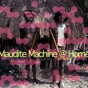 Maudite Machine mixtape #001