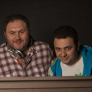 Dmitry Lovebone & Keith Lotta at SPY BAR 043010 P1