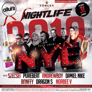 NorbeeV Live @Club Allure - 2017.12.31
