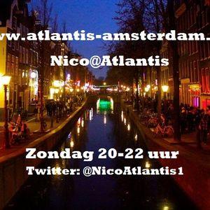 Nico@Atlantis 1e uur
