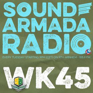 Sound Armada Radio Show Week 45 - 2014