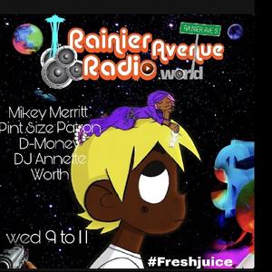 #FreshJuice 553 - DJ Annette Worth & Mikey Merrittt
