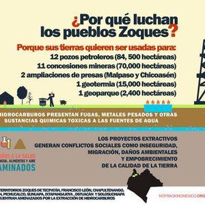 Desde la Tormenta - Megaproyectos en Xochicuautla y territorios zoques