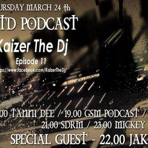 Der Dritte Drittel show #11@GSM podcast-Kaizer The Dj