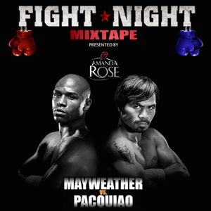 FIGHT NIGHT (Mayweather Vs Pacquiao) HipHop Mixtape 2015 LIVE from Las Vegas