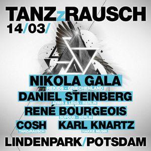 Cosh @ TANZzRAUSCH 14.03.15 Lindenpark Potsdam