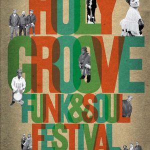 Holy Groove Festival Radio Mix