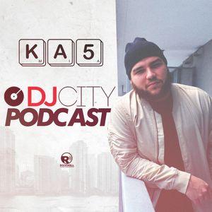DJ KA5 - DJCITY PODCAST (MAY 2018) by DJ KA5 | Mixcloud