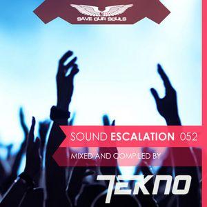 Sound Escalation 052 with TEKNO vs MCO vs ILOCO live at Nature One and FloE