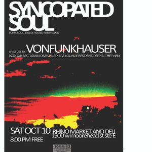 vonfunkhauser - soul sessions - be hoppy