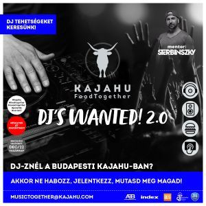 MC Vityaa – DJ's Wanted/Dj Contest @ KAJAHU, Budapest