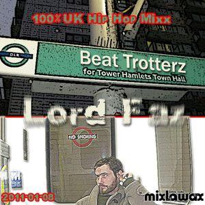 Beat Trotterz Show's mixx 2011-01-08