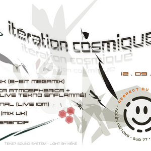 Off Signal - Live @Iteration Cosmique (TeKe7 sound system)[2020-09-12]