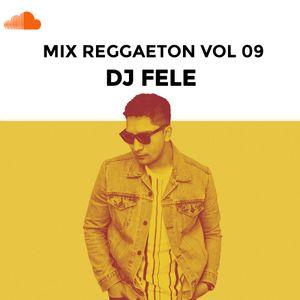 MIX REGGAETON 2020 - VOL 09 - DJ FELE