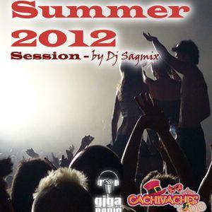 Summer 2012 Session by Dj Sagmix Frecuencia Electronica 10