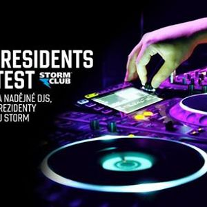 Storm Residents DJ Contest