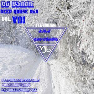 Dj V3N0M - Deep House Mix Vol. 8