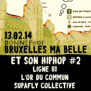 Supafly welcomes L'or du Commun and Ligne 81