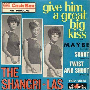 Great Big Kiss Podcast #12